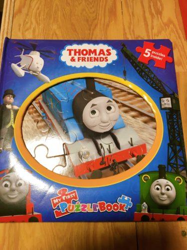 コストコ買ってはいけない! トーマスのパズル絵本は絶対に買うな!