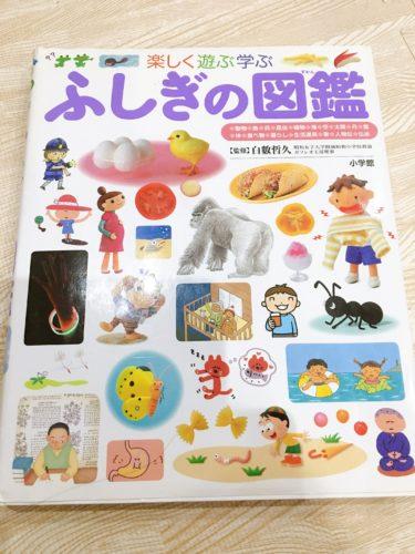 小学館子どもの図鑑プレNEOふしぎの図鑑 知的好奇心を養う!3歳にオススメ