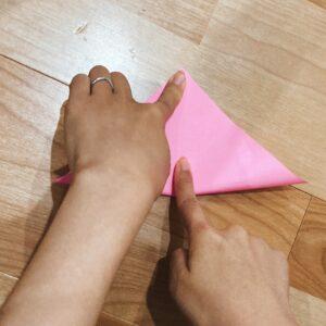 折り紙教え方
