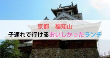 福知山で美味しい人気ランチのオススメ!子連れでも安心