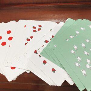 フラッシュカード