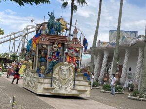 志摩スペイン村パレード
