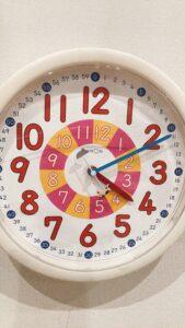 【レビュー】『5歳から始める最高の中学受験』時計